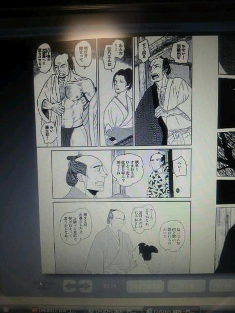 漫画 ひらひら 国芳一門浮世譚 ネタバレ