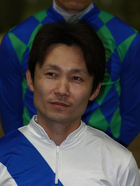 111007-SJT第1ステージ騎手紹介式-赤岡修次騎手-2-large