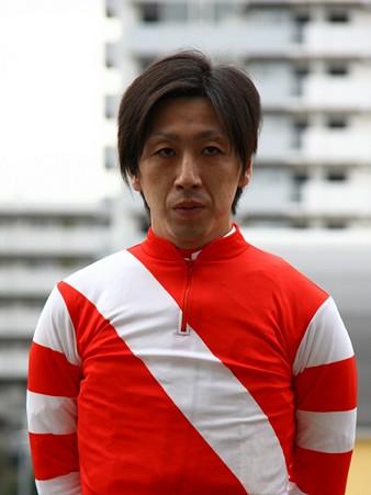 120124佐々木竹見カップ 騎手紹介式 村上忍騎手