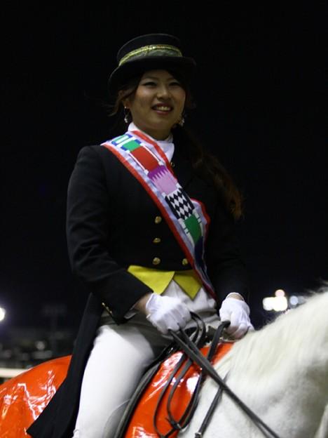 写真: 川崎競馬の誘導馬04月開催 川崎ジョッキーズC-120409-06-large