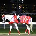 写真: 川崎競馬の誘導馬05月開催 こいのぼり青Ver-120516-03-large