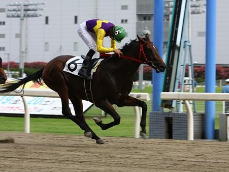 10728川崎2R2歳新馬5ロ優勝ブルーパワー