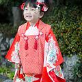Photos: 長女ちゃん 七五三