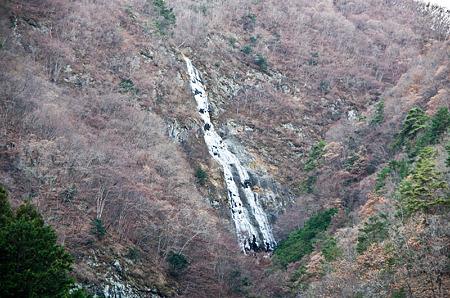 千波の滝 2011.12.19-1