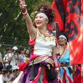 写真: 銀輪舞隊_17 -  「彩夏祭」 関八州よさこいフェスタ 2011