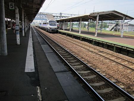 滝川駅 railroad travel photo 鉄道旅行写真ブログ