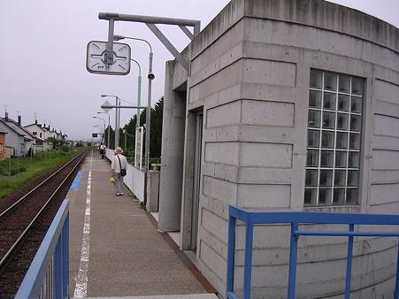 西北見駅6