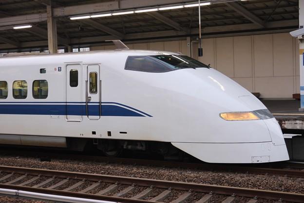 300系 from Fukuyama 先頭車両^^