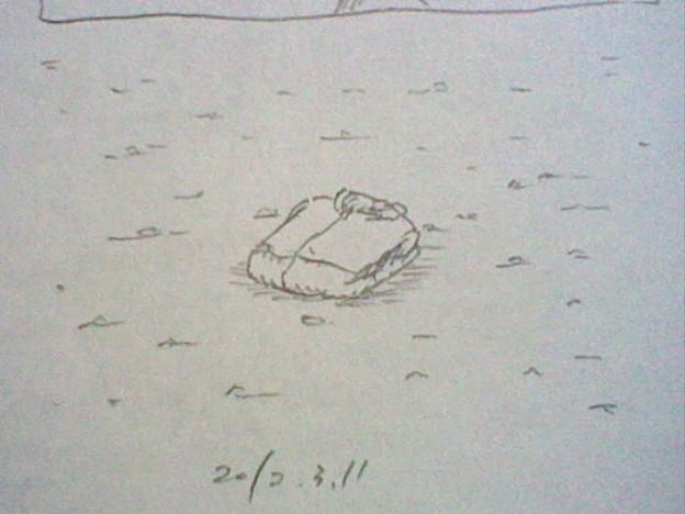 2011年3月11日より1年 2011+1.3.11-D