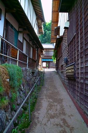 妻籠宿の風景4(SDIM0040)