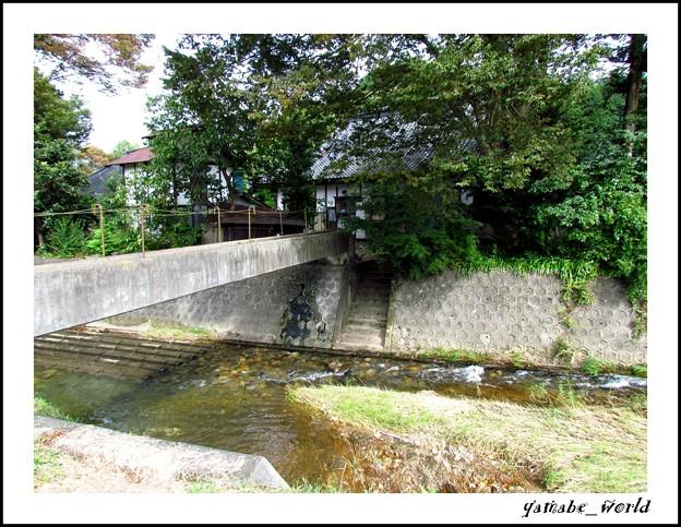 Photos: 里の小川
