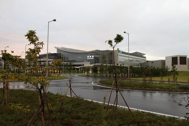 羽田空港(国際線)