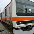 写真: 武蔵野線209系