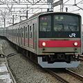 写真: 京葉線205系 ケヨ24編成