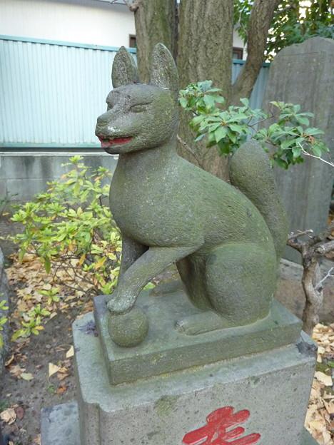 藤森稲荷神社(猿江神社 内) 07