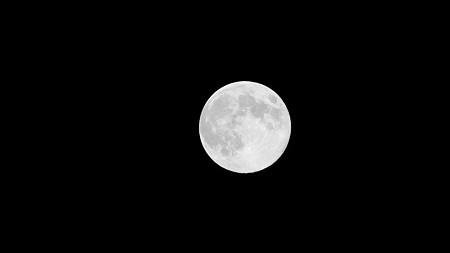 換算910mmの月動画イメージ