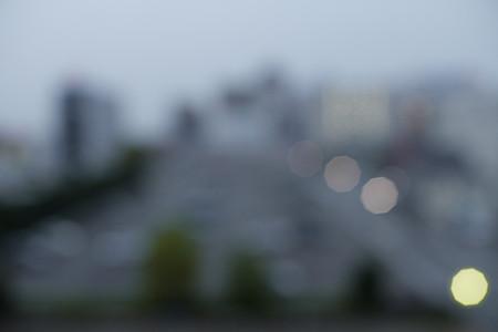 Nokton 17.5mm試写010(光源ボケ:F2)