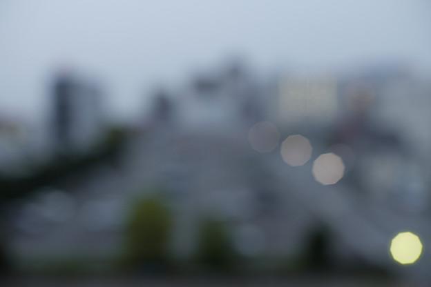 写真: Nokton 17.5mm試写010(光源ボケ:F2)