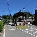 写真: 諏訪大社下社春宮