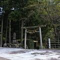 写真: 鵜の瀬・白石神社