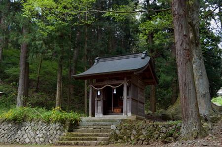 河口浅間神社・諏訪社
