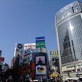 渋谷駅前交差点1