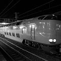 Series 285 at Fuji Station