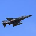 離陸するF-4EJ改
