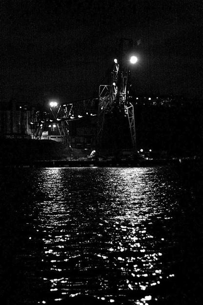 東京湾、工場夜景_6771