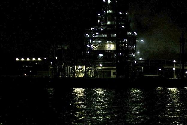 Photos: 東京湾、工場夜景_6796