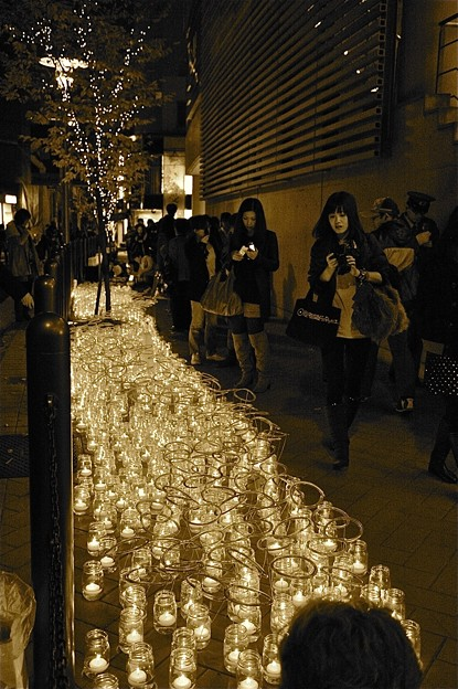 Photos: CandleNight@大阪2010茶屋町_3617
