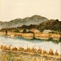 1994 旧北上川と馬っこ山