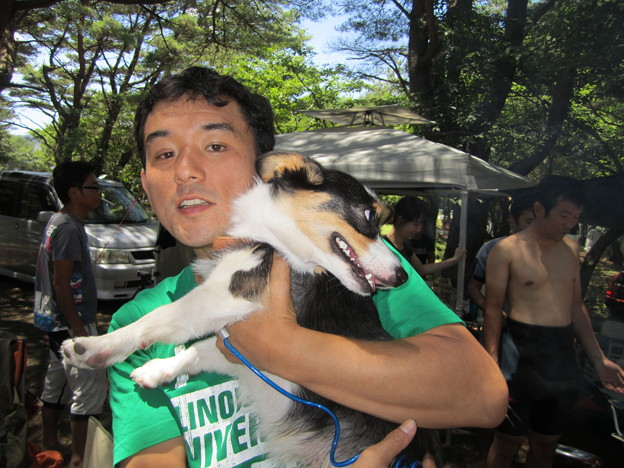 Photos: 2011海の日3連休本栖湖_028