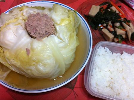 20120718夕食