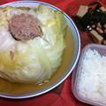 写真: 20120718夕食