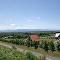 Photos: スウェーデンヒルズから手稲山方面