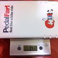 写真: 中華PAD重量