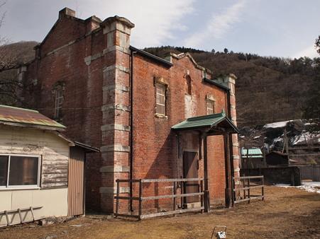 旧足尾鉱業所付属倉庫1