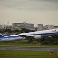 Photos: 773ER離陸