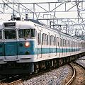 113系阪和色・快速日根野