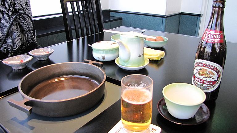 モリタ屋,鍋のセット