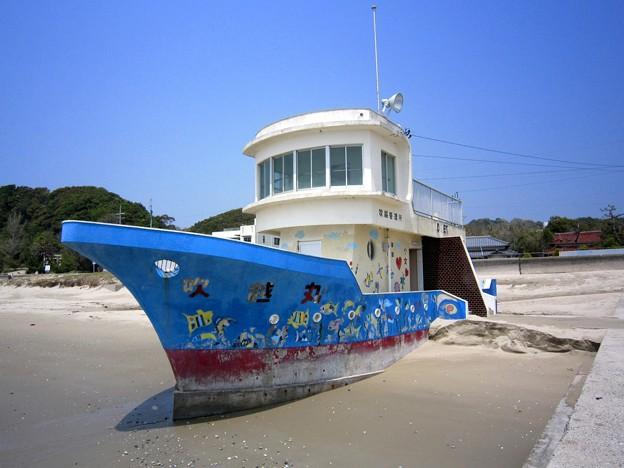 千鳥ヶ浜海水浴場