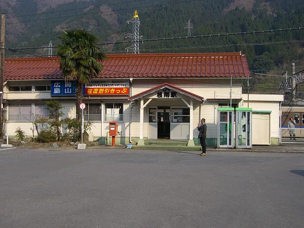 r3202_根雨駅_鳥取県日野郡日野町_JR西