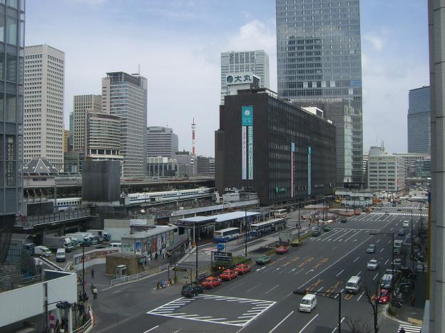 r3386_東京駅八重洲口_東京都千代田区_JR東・JR海
