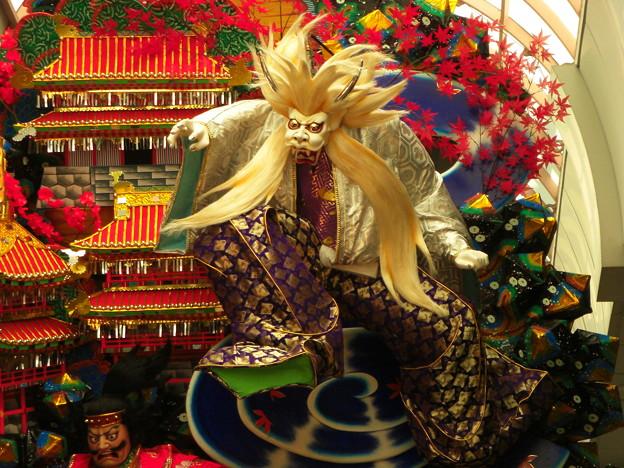 2008年 博多祇園山笠 飾り山笠 写真画像