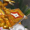 2012年 博多祇園山笠 千代流 舁き山 黄金のドラゴン 勢竜吉祥瑞 追い山後の博多駅 写真画像7