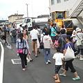 Photos: 横田祭り だんだんと人が増えてきたのでそろそろ退散!Thanks!