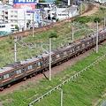 Photos: 1412E 205系千ケヨM22編成 8両