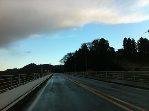 雪と雨の境界線