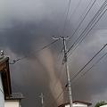 Photos: 竜巻が通過中_?